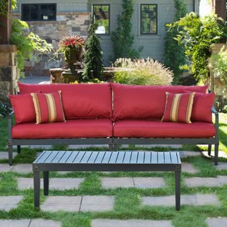 Rst Brands Astoria Sofa And Coffee Table Outdoor Furniture Astoria Furniture Outdoor Sofas