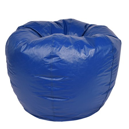 X Rocker 132 Quot Round Extra Large Shiny Bean Bag Multiple