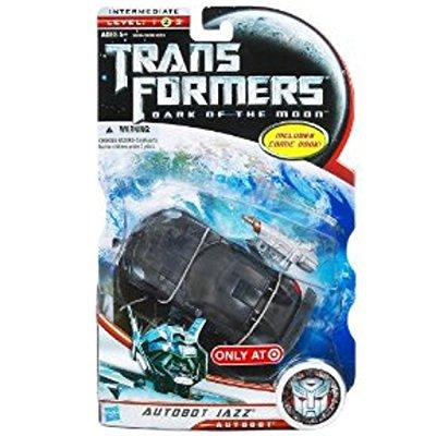 Hasbro transformers 3 dark of the moon exclusive deluxe a...