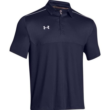 Under armour men 39 s ultimate golf polo shirt top assorted for Under armour shirts at walmart