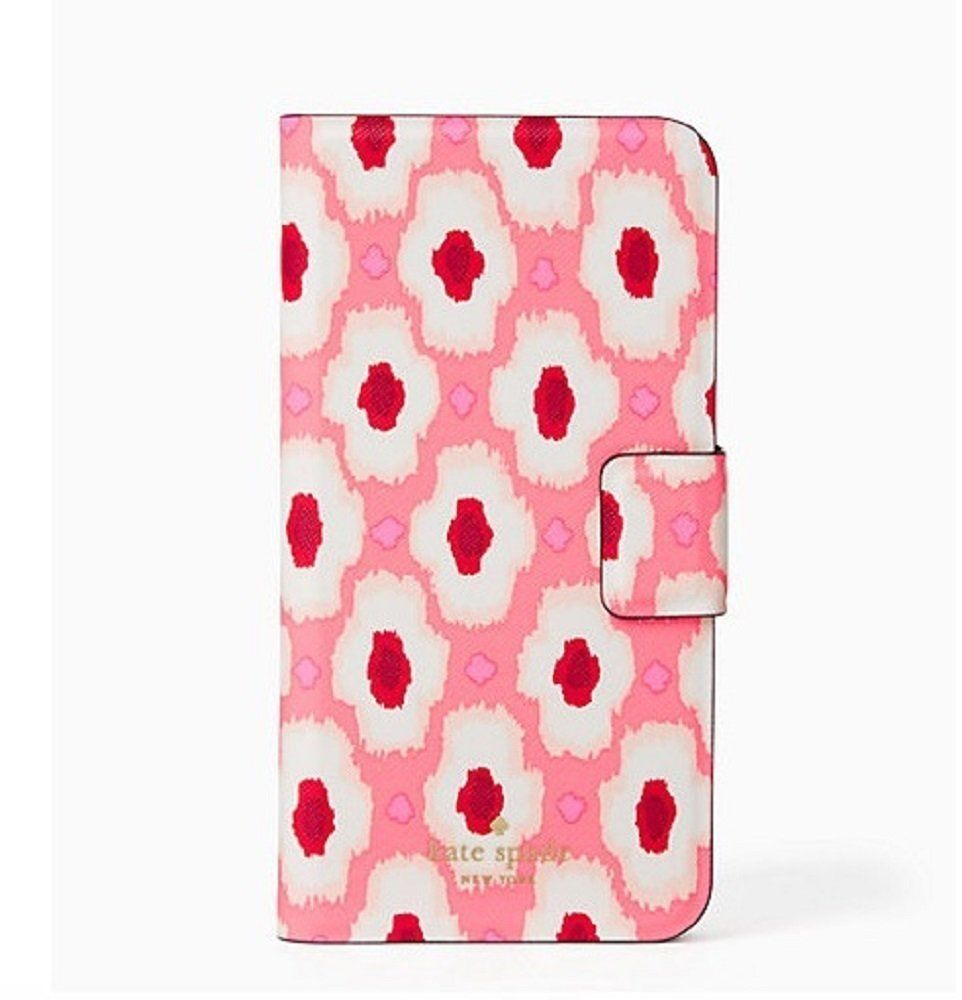 Kate Spade New York iKat Posy Wrap Folio Phone Case For iPhone 7 & iPhone 8
