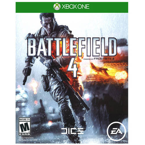 Battlefield 4 (Xbox) - Pre-Owned Electronic Arts