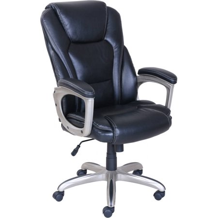 Serta Big & Tall Commercial Office Chair with Memory - Big Foam Letters