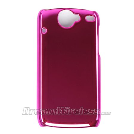 Dreamwireless Chgon1hp R Google Nexus 1 Chrome Case Hot Pink   Rear Only