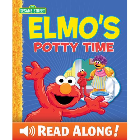 Potty Time Elmo - Elmo's Potty Time - eBook