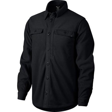 (Nike Holgate Windstopper Casual Jacket Black)
