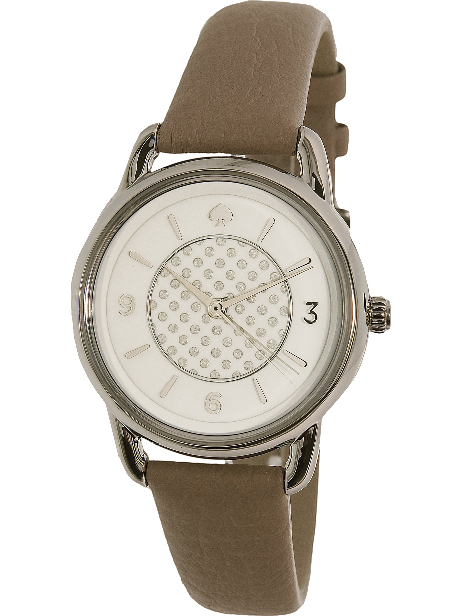 Women's Boathouse KSW1163 Silver Leather Quartz Fashion Watch