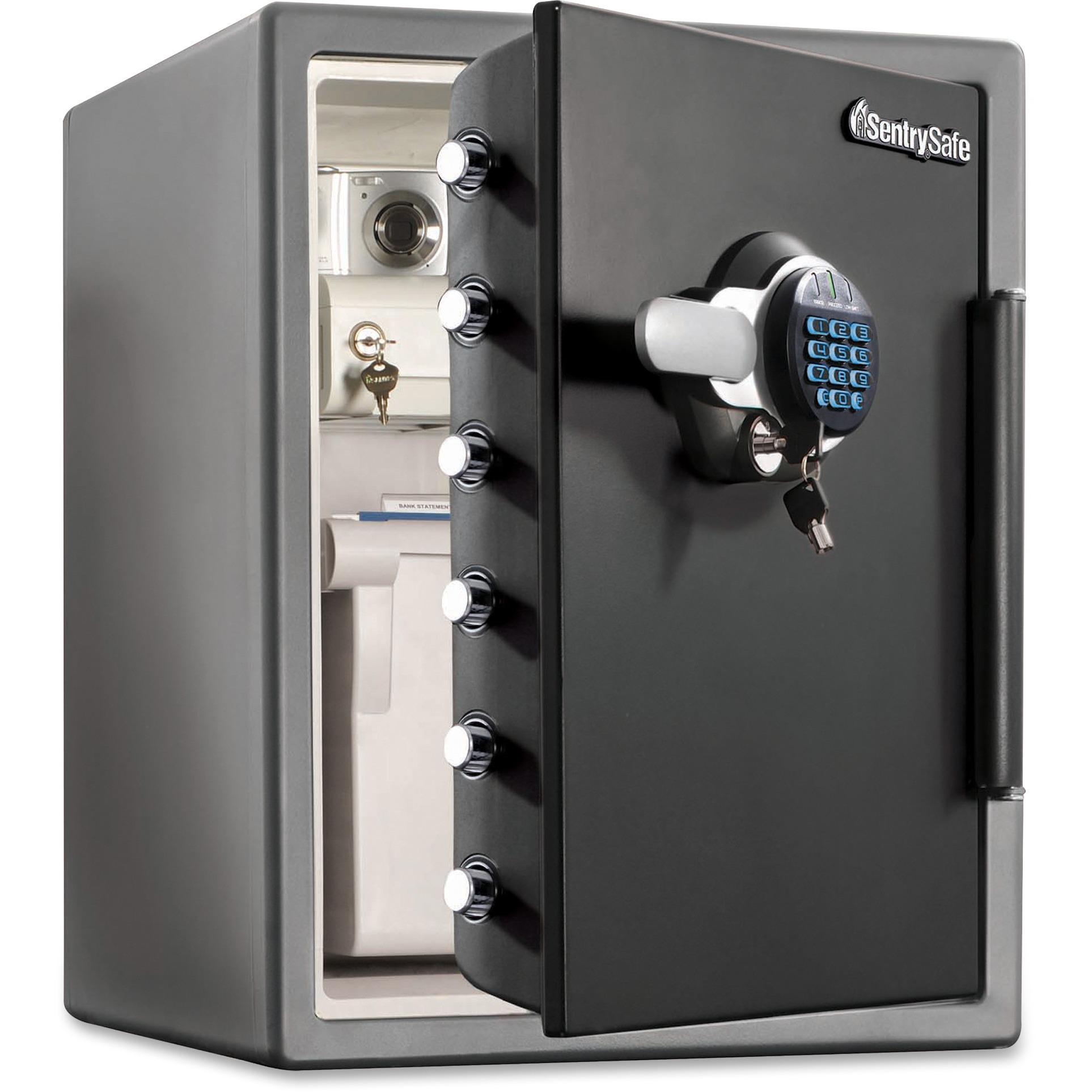 SentrySafe 2 cu. ft. Fire-Resistant Safe, SFW205GRC