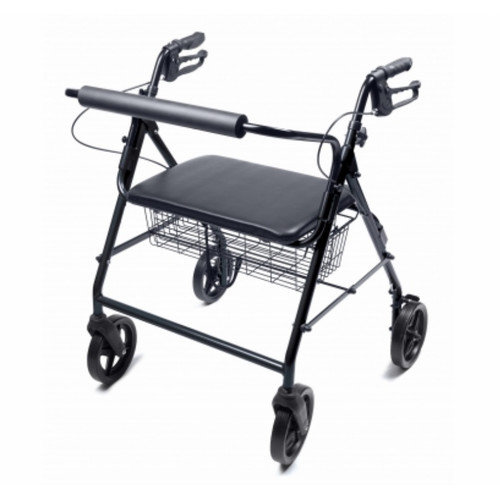 Lumex Walkabout Contour Imperial Rolling Walker