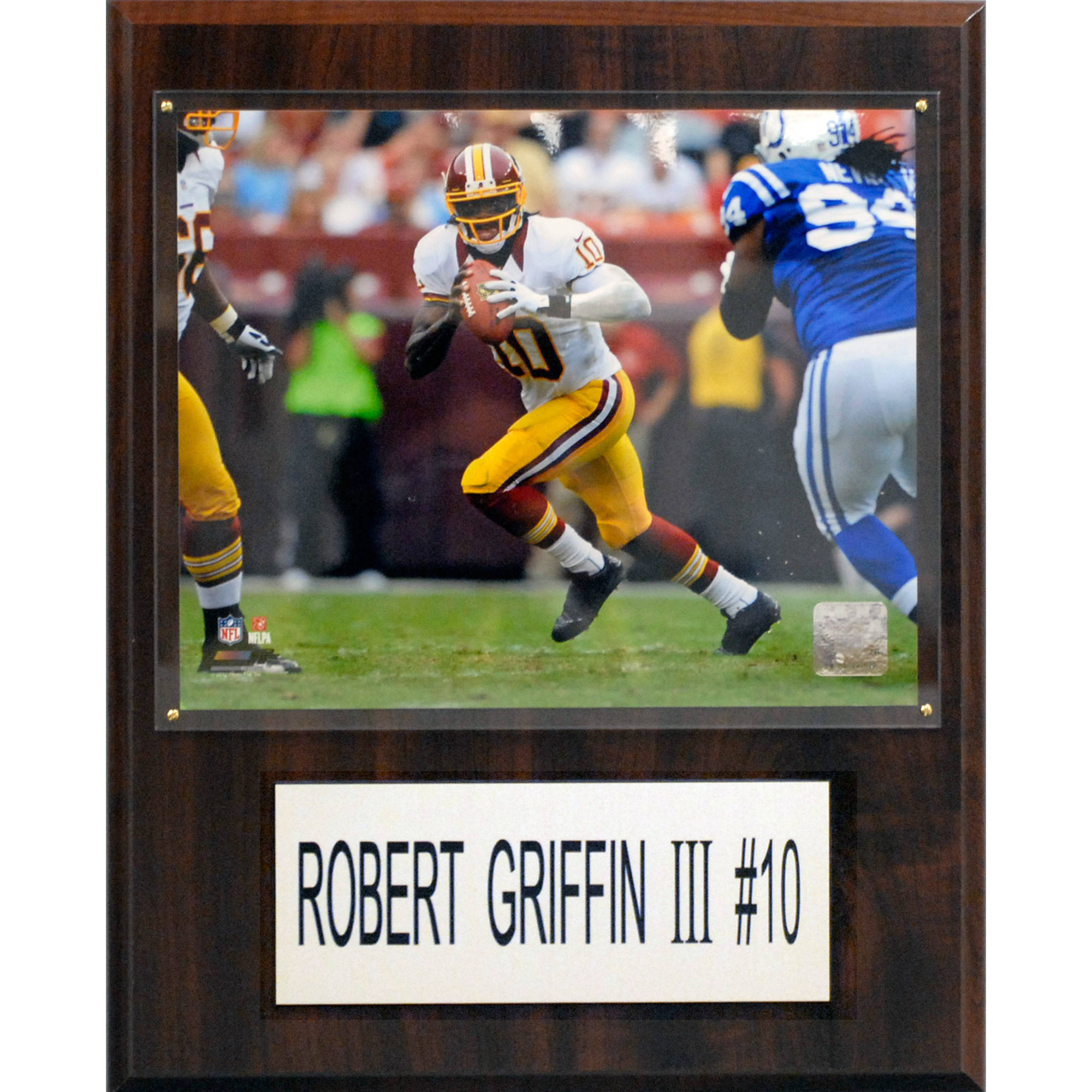 C&I Collectables NFL 12x15 Robert Griffin III Washington Redskins Player Plaque