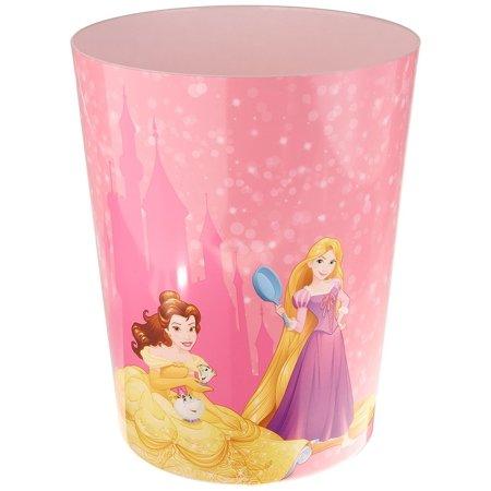 Disney Princess 'Dream' Wastebasket Disney Princess Trash Can