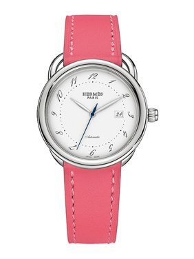 Hermes Arceau Automatic MM 32mm Ladies Watch Ref AR6.410.130/WWU5