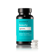 EVOLUTION 18 Beauty Hair and Nail Growth Capsules with Collagen, Biotin, and Keratin