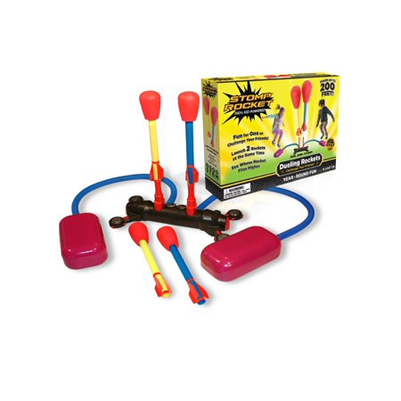 Stomp Rocket Dueling, 4 - Snugpak Rocket