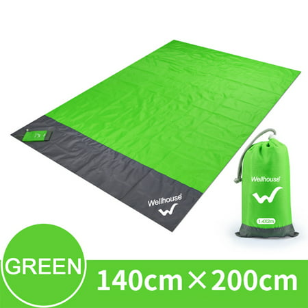 Waterproof Beach Blanket Outdoor Portable Picnic Mat