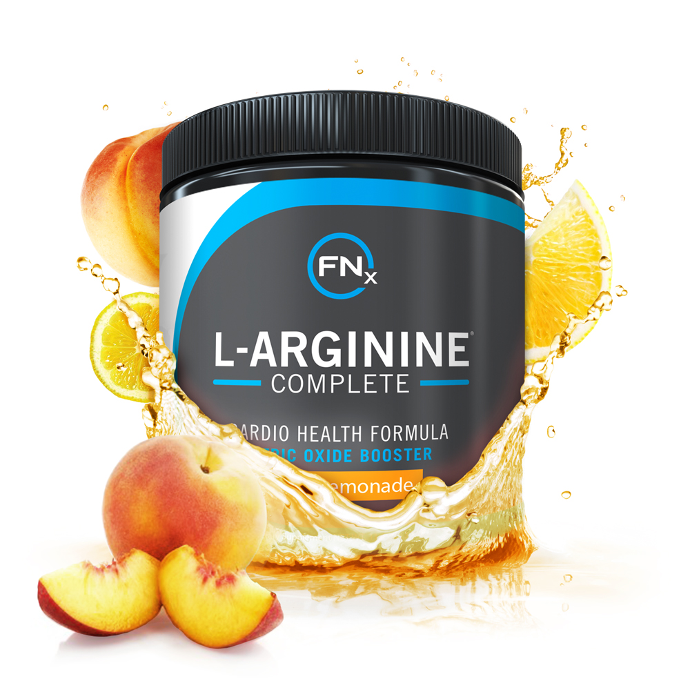Fenix Nutrition, L-Arginine Complete Peach Lemonade 30 servings