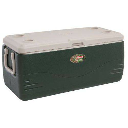Coleman Xtreme 150 qt Cooler, Green by