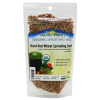8 oz. Sprouting Seeds - Hard Red Wheat