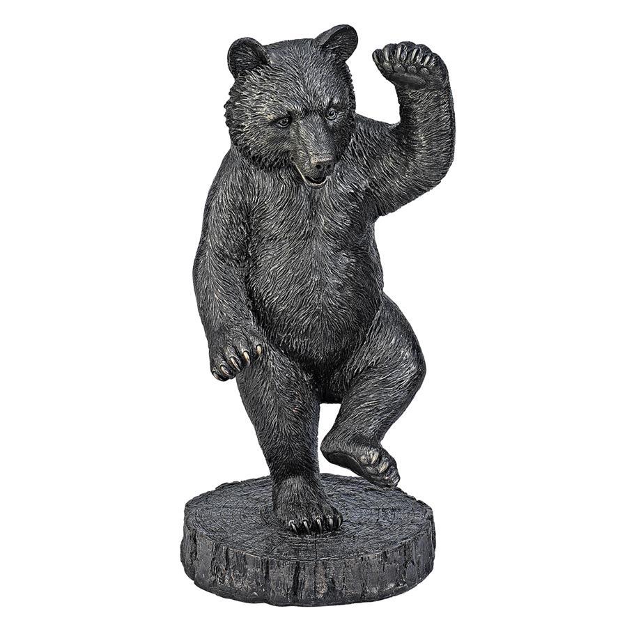 Design Toscano The Bear Dance Garden Statue