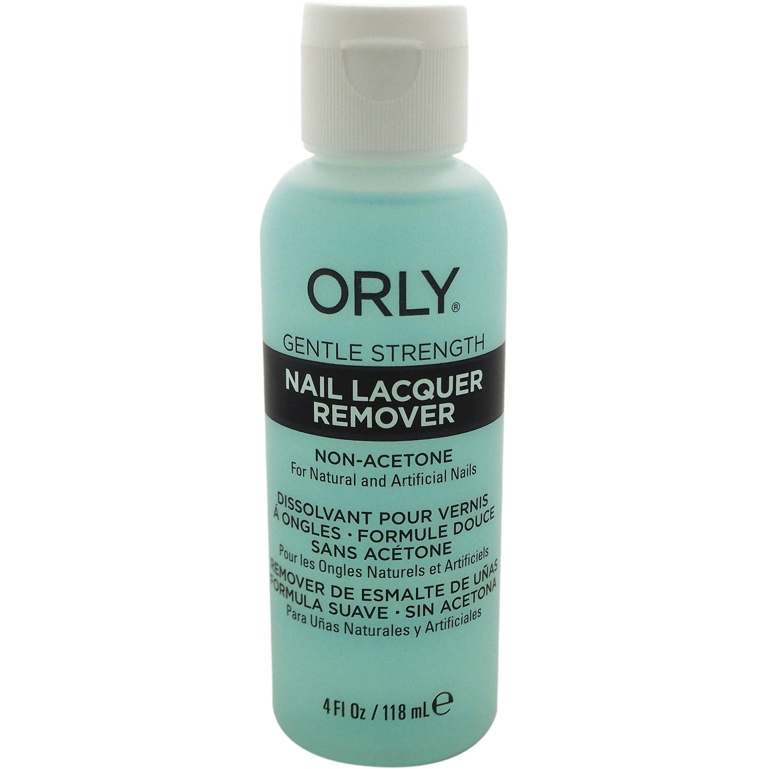ORLY for Women Gentle Strength Nail Lacquer Remover