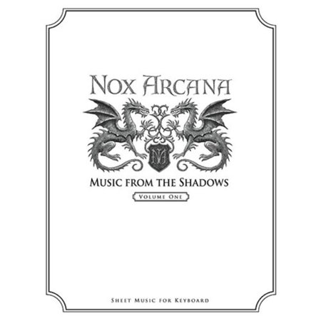 Nox Arcana   Music From The Shadows Vol  1 New Condition