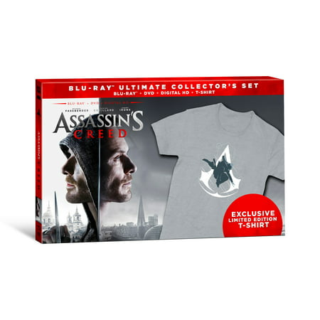 Image of Assassin's Creed (Blu-ray + DVD) (Walmart Exclusive)