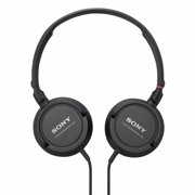 Sony MDRZX100 Series Studio Headphones, Black