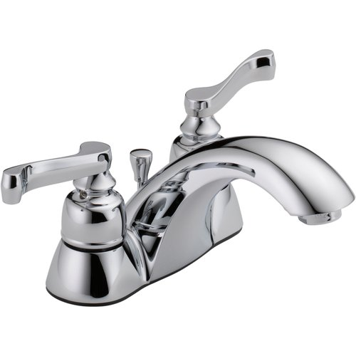 peerless two handle centerset lavatory faucet - walmart