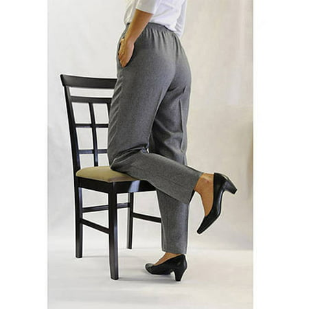 309cb90bb07d4 White Stag - Women's Bend 'N Easy Pull-On Pants with Two On-Seam Pockets  Available in Regular and Petite - Walmart.com