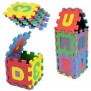 Jeobest Baby Educational Toys - 36pcs Baby Kids Alphanumeric Educational Puzzle Blocks Infant Child Toy Gifts MZ