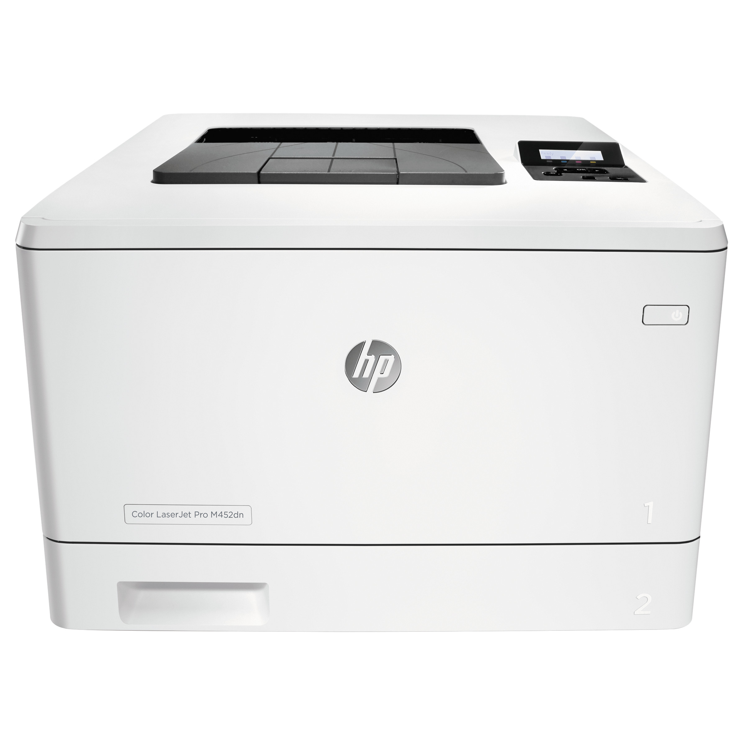 hp color laserjet pro m452dn laser printer