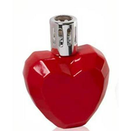 Red Heart Lampair Fragrance Lamp by Millefiori Milano ()