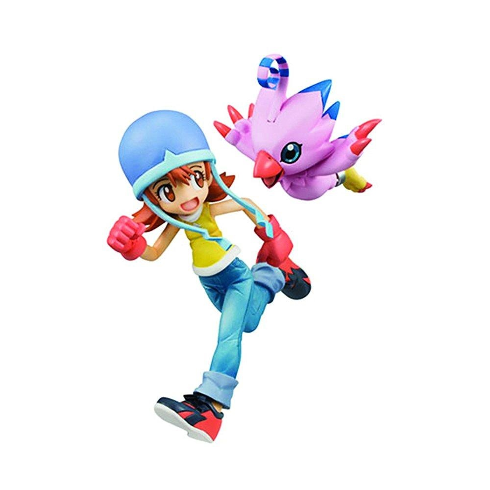 Megahouse Digimon Adventure: Sora and Piyomon G.E.M. PVC Figure by