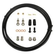Clarks Hydraulic Hose Kit, HH1-3, Black