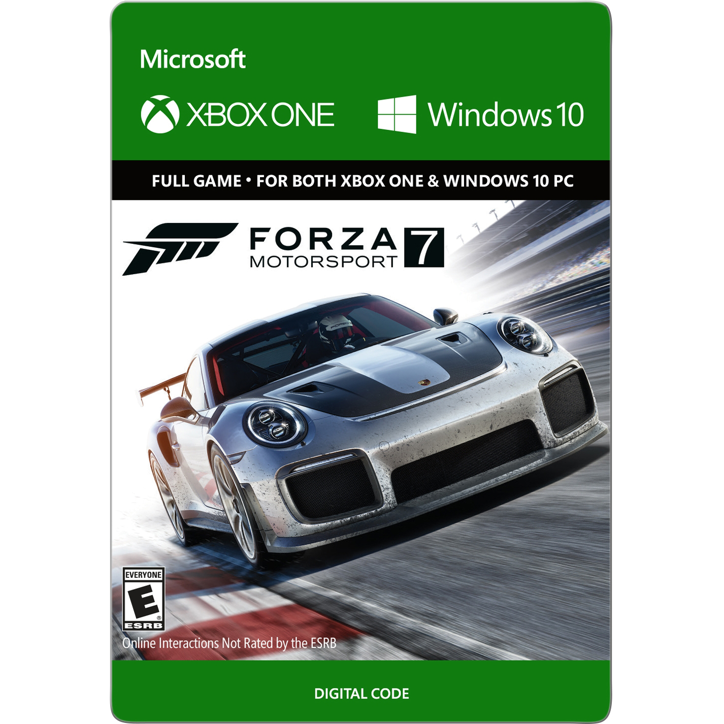 Forza 7 Standard Edition, Microsoft, Xbox One (Email Delivery)