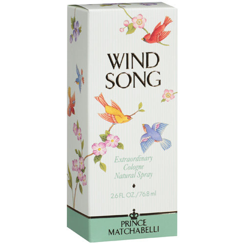 Prince Matchabelli Wind Song Cologne Spray, 2.6 fl oz