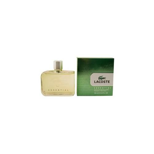 LACOSTE ESSENTIAL MEN- EDT SPRAY 4.2 OZ