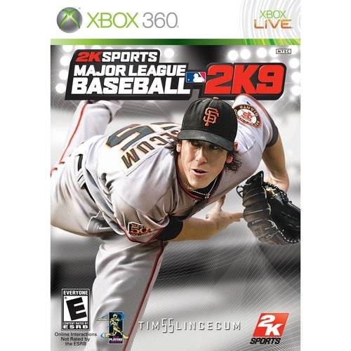 MLB 2K9 (Xbox 360) - Pre-Owned