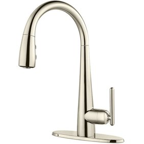 Moen Camerist Single Handle Low Arc Kitchen Faucet Stainless