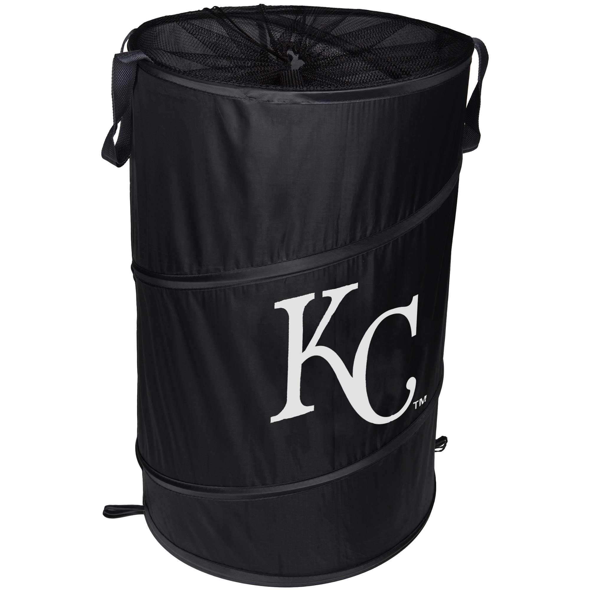 Kansas City Royals Cylinder Pop Up Hamper - No Size
