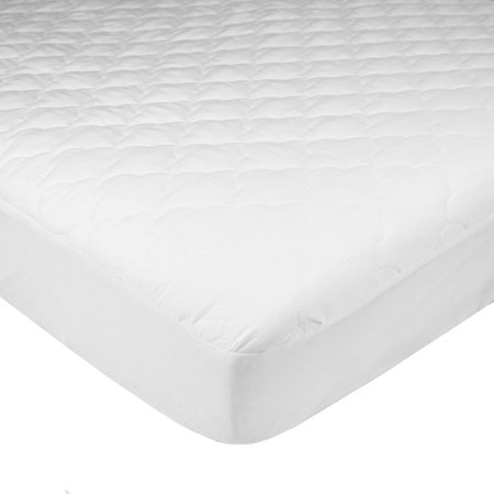- American Baby Company Ultra Soft Waterproof Fitted Quilted Mattress Pad Cover, Portable/Mini-Crib