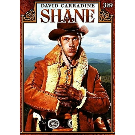 667 Dvd (Shane: The Complete Series (DVD))