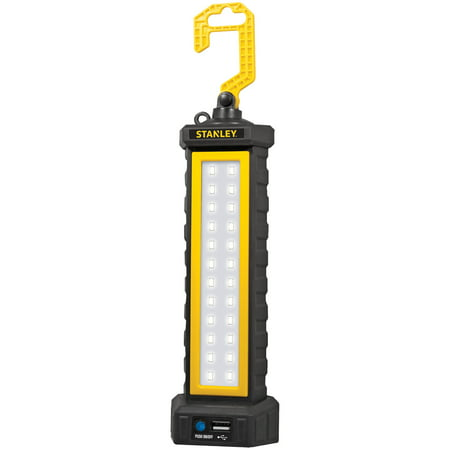 STANLEY 500 Lumen LED Bright Bar with Power In & Out USB (BB24PS)