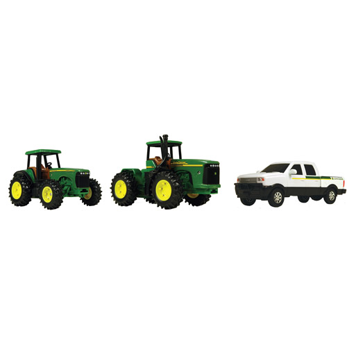 Ertl John Deere Vehicle Value Set Multi-Colored