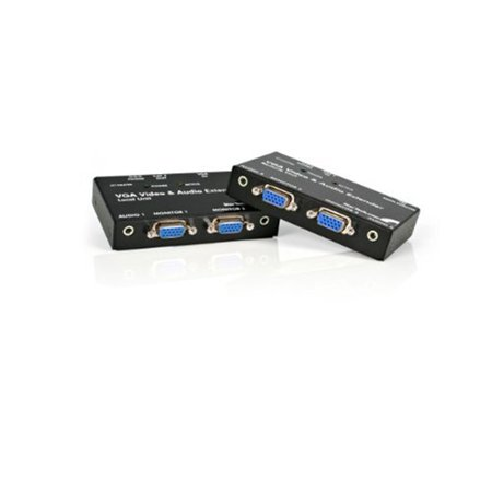 StarTech.com ST122UTPA VGA Video Extender over Cat 5 with (Vga Over Cat5)