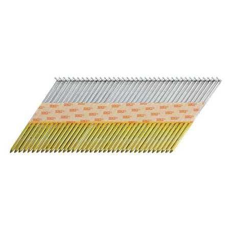 Framing Nails,10.3 ga.,3-1/4 in.L,PK2500 SENCO K528ASBXN