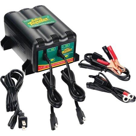 Battery Tender International 12V Battery Charger P/N 022-0165-DL-WH
