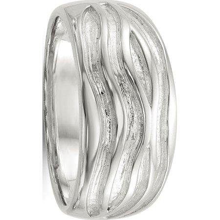 925 Sterling Silver Fancy Ring - image 4 de 4