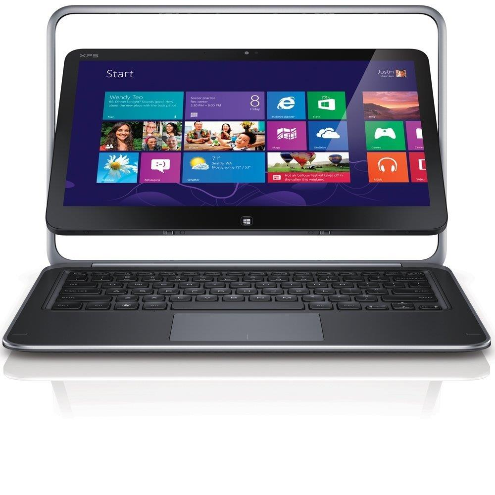Dell XPS 12.5-Inch 2 in 1 Convertible Touchscreen Ultrabo...