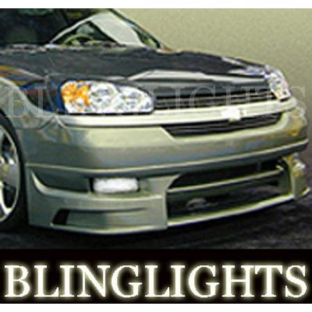 New 2004 2005 2006 2007 Chevrolet Chevy Malibu Erebuni Body Kit Fog Lamps Bumper Driving (Chevrolet Malibu Fog Light Lamp)